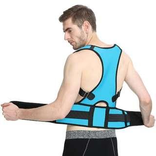 [In Stock] Back Posture Corrector Shoulder Lumbar Brace Spine Support Belt Adjustable Adult Corset Posture Correction Belt Body Health Care