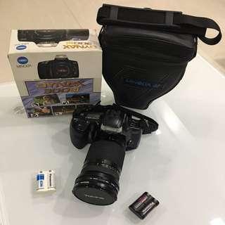 Minolta Dynax 300Si (SLR, Film Camera)
