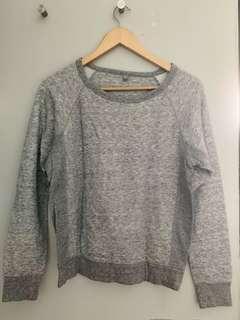 Sweater Grey Uniqlo