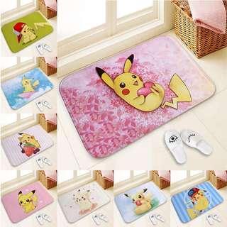 PO: pokémon floor mat
