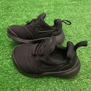 Sepatu Bayi Nike Infant Toddler Presto Fly Black Original Second Like New