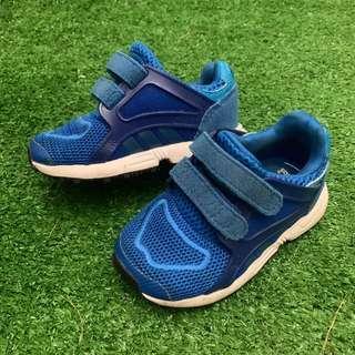 Sepatu Anak Bayi Adidas Infant Racer Lite Zx Blue Second Like New Original