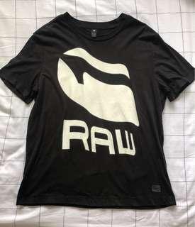 """G Star Raw Big Print. Size """"M"""""""