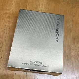 Amorepacific Time Response Intensive Skin Renewal Ampoule (Time Reverser)