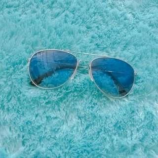 (Preloved) Kacamata Biru