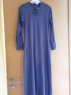 Long stretchable dress