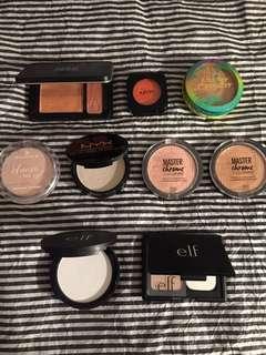 Under $5 Drugstore Makeup Lot