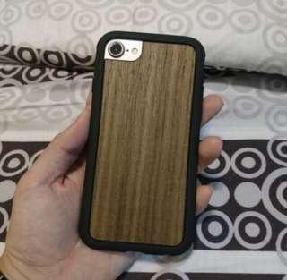 🚚 SOLIDE Venus 維納斯 軍規殼 iphone6/6s/7/8 真系列 木頭背板 還有一塊透明背板