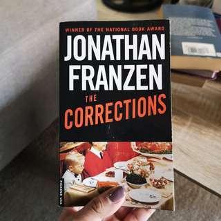 """""""The Corrections"""" by Jonathan Franzen"""