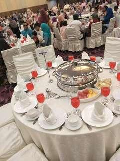 Service catering