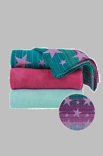 🚚 Tula Blanket Galaxy (only printed available)