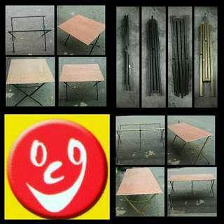 Meja Lipat ( Folding Table )