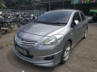 Toyota Vios Limo 2012 Full Upgrade