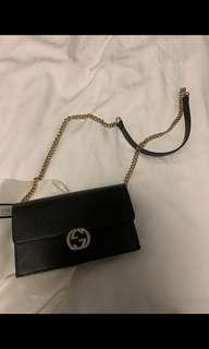 🚚 Gucci classic small clutch bag