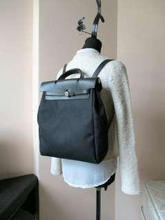 AUTHENTIC HERMES Herbag Backpack