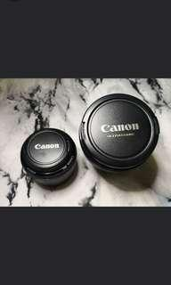 🚚 Canon lenses prime and ultrasonic