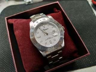 XXcom Quartz sports fashion watch 運動 金屬 時款錶