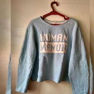 Crop Human Jacket