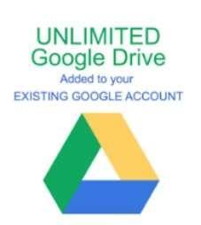 Google drive unlimited lifetime buy 1 free 1