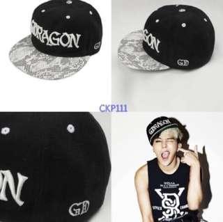 G-Dragon SnapBack Cap