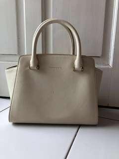 C&K White Bag