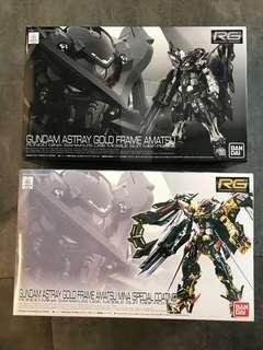 🚚 Gundam Astray Gold Frame (RG)