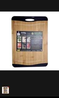 Masflex Kitchen Pro Non Slip bamboo chopping board