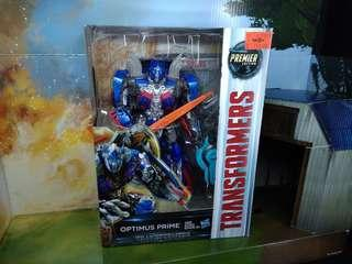 Transformers The Last Knight Voyager Class Optimus Prime