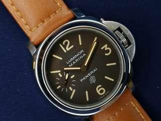 [SOLD] Limited Edition Panerai Luminor Marina Logo PAM 632