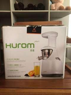 🚚 Hurom Slow Squeezing System (Juicer)