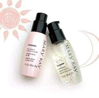 Day solution spf 35 & Night solution