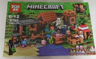 Minecraft bricks