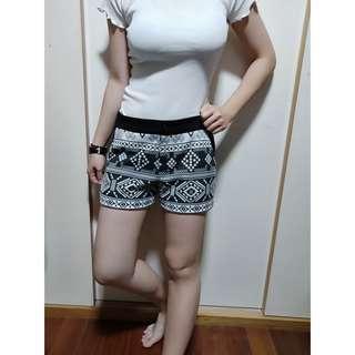 🚚 💕民族風短褲