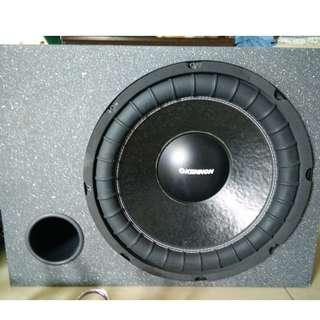 Woofer Amplifier Speaker