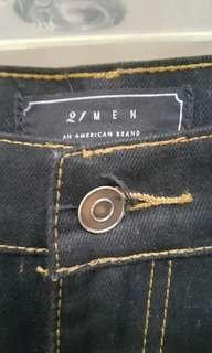 Forever 21 Mens Black Jeans