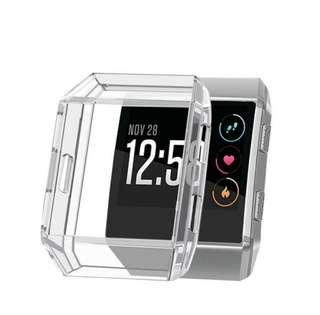 🚚 Fitbit Ionic Protection Shell (Silicon, Transparent)