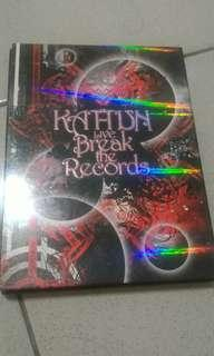 🚚 KATTUN Break the record DVD