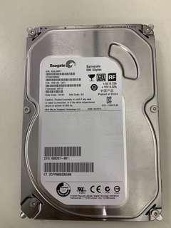 500GB seagate desktop hdd