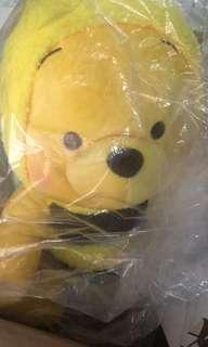 小熊維尼 Winnie the Pooh 毛公仔