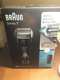 百靈超聲波系列 braun series 7 Full suit