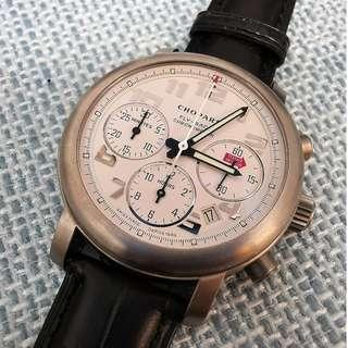 Chopard Flyback Titanium Limited Edition