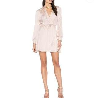 Bardot Miranda wrap dress 8