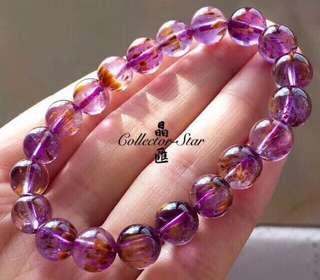 紫鈦晶9mm