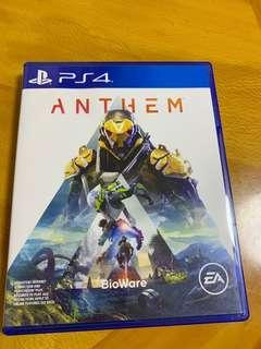 PS4 Game / Anthem
