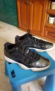 70ec3b4459e1 Jordan 11 Retro Low Barons