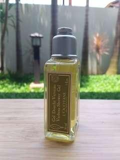 L'Occitane Verbena Shower Gel Travel Size 30 ml