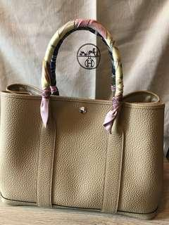 Hermes Garden Party 36 Vache Country S2 Trench (不連twilly)