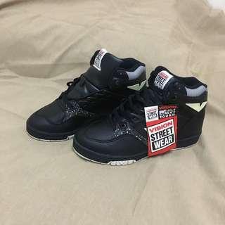 Vtg Vision Street Wear MS 17000 skate shoes made in Korea