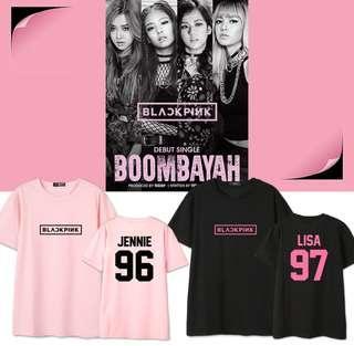 PO#251 Blackpink T-shirt
