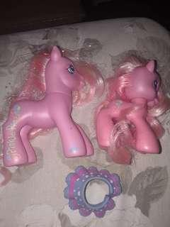 My little pony figurines